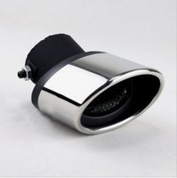 Free shipping! 304 Stainless Steel Exhaust Pipe, Muffler for chevrolet cruze