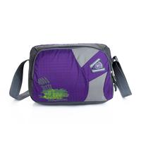 Mini cloth one shoulder casual cross-body nylon sports bag 0079