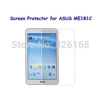5pcs/lot 9H 0.33mm Premium Tempered Glass Screen Protector Toughened Protective Film for Asus Memo Pad8 ME181C ME181