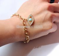 Wholesales women bracelets Link Chain Eye bracelets