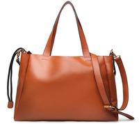 2014 New Fashion Women Large Capacity Shopper Bags Casual Genuine leather Cowhide Tote Quality Handbags Messenger Bags Bolsas