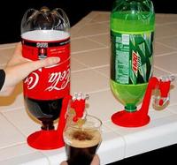 48pcs/lot Fizz Saver Soft Drink Beverage Dispenser Retail Box Free Fedex Shipping As Seen On TV