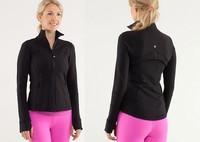 Lulu Define Jacket Studio Dance Jacket Scuba hoodie lady yoga wear lulu hoodies sweatshirts outwear for women High Quality