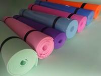 1PCS 173*61*0.4cm Moistureproof yoga mat household cushion fitness blanket equipment slip-resistant pad Eva Free shipping