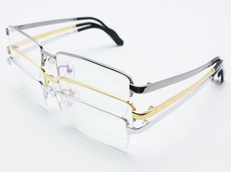 Wholesale-brand Designer Titanium Prescription Eyeglasses ...