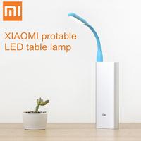 Original Xiaomi USB LED Light Protable Xiaomi LED Light mini xiaomi Table Lamp with USB Use with Power bank/comupter