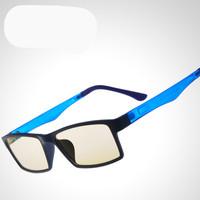 2014 New Computer Radiation Protection Glasses Yellow Lens Optical Frame Plain Glasses Eyewear Eyeglasses Glasses Frame