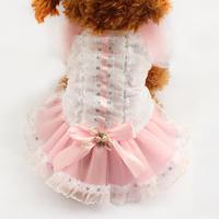 Armi store Pet Dog Puff lace Formal Dress 71017 Pet Puppy Dress Free Shipping