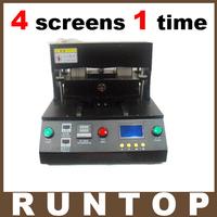 Black OCA Vacuum Laminator Laminating Machine Cellphone LCD Screen Refurbish Repair