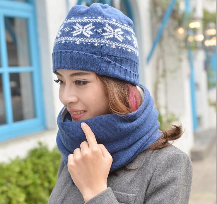 Женские шарфы, Шапки, Комплекты piec NT5