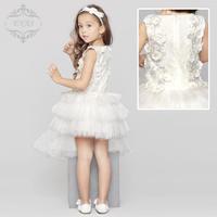 2014 flower girls dress autumn wedding univision boutique dress peppa latest dress designs lace ball grow  brand girls dresses