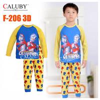 Boys Spiderman Pajamas Sets Big Kids Autumn -Summer Clothing Set New 2014 Wholesale 8-12Y Cartoon Pyjamas F-143