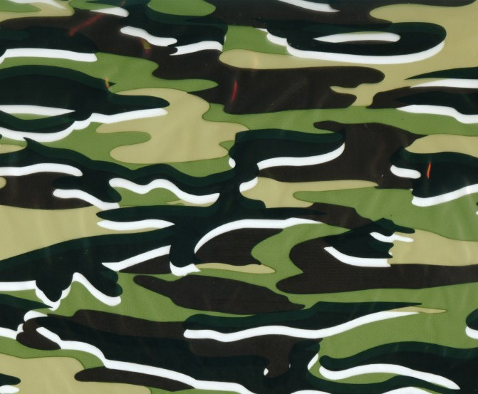 China Dream high quality wholesale 20square meter water transfer printing film digital camo leaves pattern CD235-1(China (Mainland))