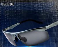 sunglasses brands 2015 sports sunglasses polarized Cycling Sunglasses men TR90 Frames Ultra light driving fishing sun glasses
