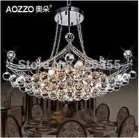 4 lights Chandelier  E14 High-grade  Ceiling Light    pendant light for living room 220V USE