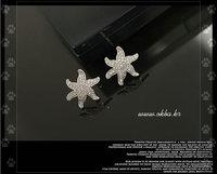 11.11 shipping jewelryfrom the stars you Joker cute Lady stud earrings DY