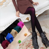 2014 New Coloful Leggings Fitness Women Legging Super Sexy And Warm Winter Thin Slim false flesh leggings 4 color for choice