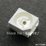 100PCS Free shipping 3528 940nm IR LED 1.0-1.5v SMD infrared sensor (CE&Rosh)