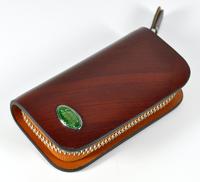 Leather Key Bag For Landrover Rangerover Discovery Defender Evoque Freelander key case free shipping for gift