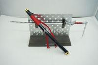 LOL accessory weapon anti-bronze sword weapon Yasuo the Unforgiven Long sword Japanese sword keychain LOL34