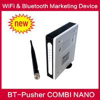 wifi bluetooth mobiles marketing device COMBI NANO(Free advertising ) with chargeable  battery and 3G function