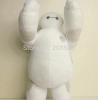 5pcs/Lot 30CM=12inch 2014 New Marvel Movie Big Hero 6 Plush Big Hero 6 Baymax Robot Plush Toy Stuffed Doll for Baby Gift
