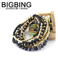 BigBing  jewelry fashion Stretch beads charm Bracelet fashion crystal bracelet fashion jewelry  B559