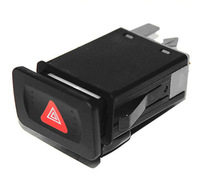 New Warning Emergency Hazard Flasher Light Switch For 1999-2005 VW Volkswagen Jetta Bora Golf MK4 1J0 953 235J
