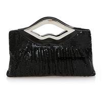 Luxury Sequins Women's Handbag Banquet Evening Party Flash Big Day Clutches Shoulder Dress Tote Bags Ladies 5 Colors 9014