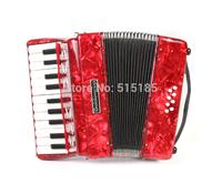 brand 8bs 22 keys  small professional child piano accordion