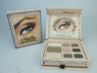 wholesale 60pcs/lot New Brand Cosmetics Faced Eyeshadow Palette,Romatic & naked 9color eyeshadow
