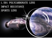 1.591 Sport Space lens Polychrbonate lenses non-broken anti foggy anti water prescription lenses without line myopia/presbyopia