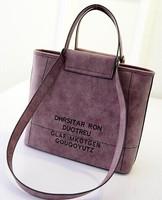 Free shipping 2015 new Korean fashion bag ladies bag baodan letters tide shoulder handbag fashion handbags