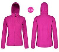 Outdoor thermal windproof polartec fleece jacket clothing sweatshirt outdoor jacket for women  liner free shipping  marmot