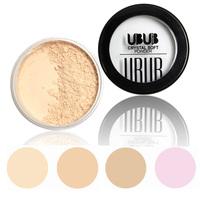 UBUB Loose Powder Setting Powder Ultra-Light Perfecting Finishing Powder Natural Glow AL03