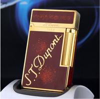 STDupont Dupont lighters broke into the big D, logo lighters Golden Sands