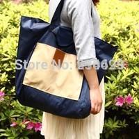 2014 foldable Women Large Multifunction Ourdoor Travel Bag, Shoulder Bag ,Shopping Bag Travel ,Handbag for females 54*43cm