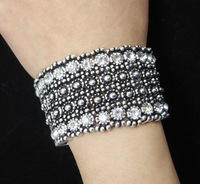 Free shipping factory price 2014 European and American fashion jewelry personality luxury fashion bracelets wholesale006