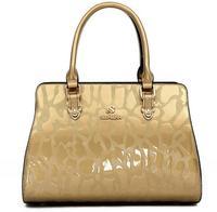 New 2015 Genuine Patent Leather Bag Brand Desigual Shoulder Bags Women Handbag Crossbody Casual Bag Women Messenger Bags Clutch