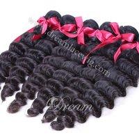 cheap brazilian hair 4 pcs/lot free shipping brazilian deep wave 6a Unprocessed Virgin brazilian hair 4 bundles deep wave curly