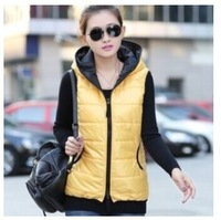 New Fashion  Winter Women Coat jacket Outerwear Hooded Padded Cotton Slim Thick Female Casual Winter Jackets women