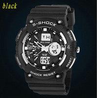 New alike Sport Watch Men S Shock clock hours LED Digital Military Outdoor Watch 50M Waterproof Multifunction Brand Wristwatches