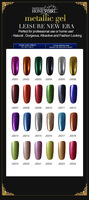 New arrival china metal color gel polish glaze sweet 24 colors available MOQ 12pcs/color nail metallic gel lacquer polishes lot