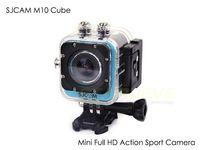 Original Sport Camera SJCAM M10 1.5inch Action Camera 1080P FHD Cam Go pro Camera Helmet 30M Waterproof Camera Free Ship