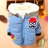 4PC/lot baby boys jackets winter 2014 new kids outerwear velvet wholesale factory PANYA DZJ25