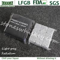 Australia New Zealand free shipping ! Granite whiskey stones 216 sets ( 9 pcs/set ), 1944 pcs/lot, whiskey rock stone cube stone