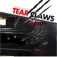 Tear Claws  Car sticker Car Styling decal Set for  the Whole Body of Car-The whole Body/Door/Tail/Rear  vehicle