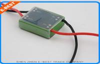 Free Shipping 3pcs BEC 12V3A battery-free circuit diagram pass 1.2G5.8G dedicated BEC CNC ultralight shell radiator