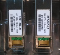 10Gbps 1310nm Wavelength Single mode Dual LC 10km SFP+ Transceiver Module