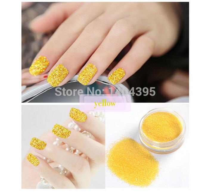 2014 new 3pcs/lot fashion sexy colorful glitter nail polish candy 3D nail art colorful gitter nail polish(China (Mainland))